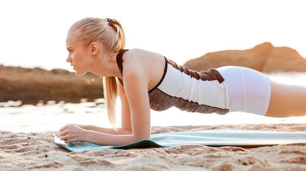 11 exercices pour vous tonifier et être en forme cet été