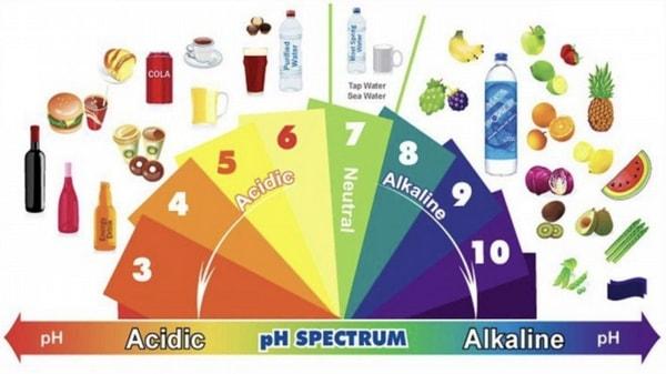 La santé par l'équilibre acido-basique