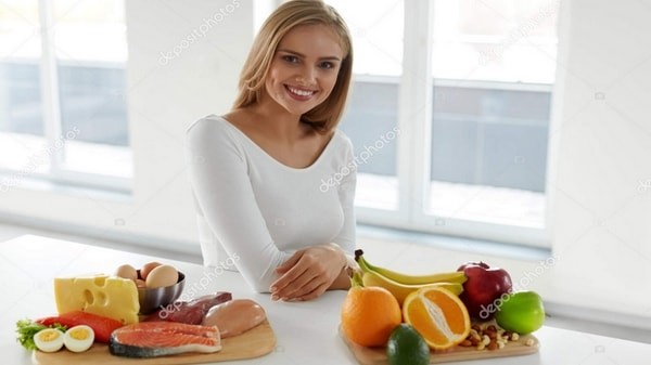 Les secrets d'une alimentation saine pour une femme