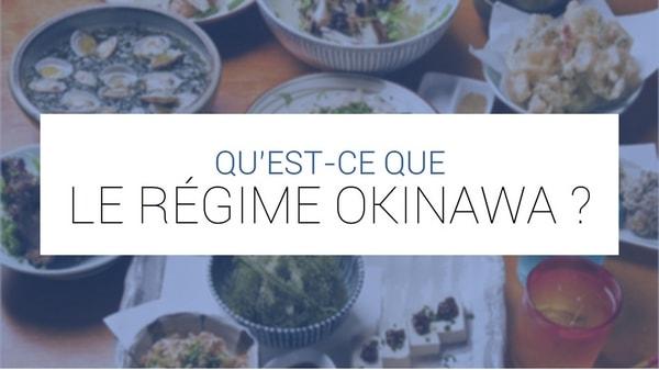 Régime d'Okinawa : principes et secrets d'un régime mythique